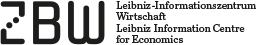 ZBW - German National Library of Economics